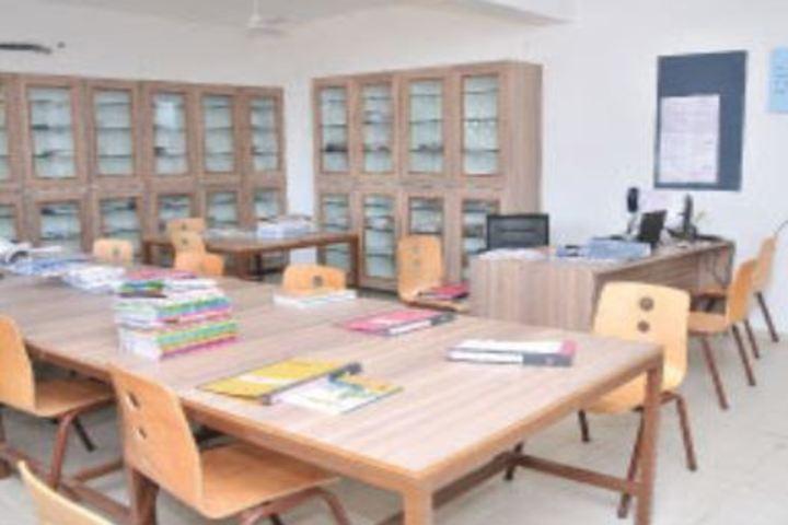 Rajkot Public School-Library