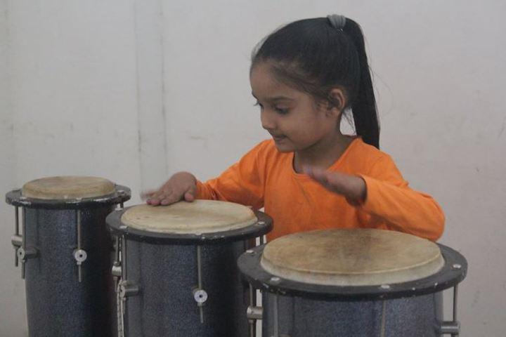 Rajkot Public School-Music