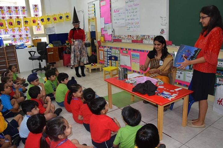 Shiv Nadar School-Class Room