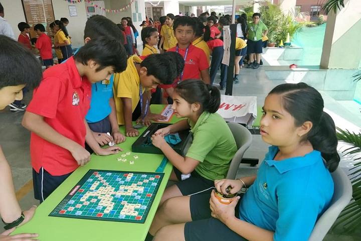 Shiv Nadar School-Games