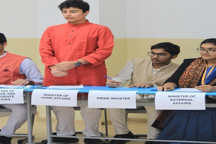 Shiv Nadar School-Quiz Competition