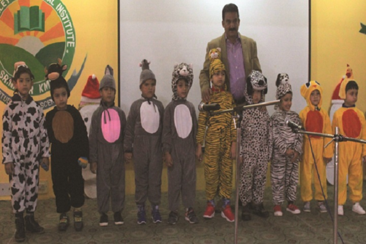 Green Valley Educational Institute-Fancy Dress Competition