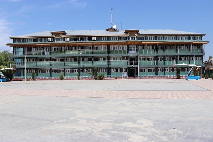 Green Valley Educational Institute-Library Block