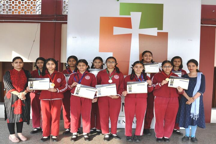 Carmel Convent School-Certification