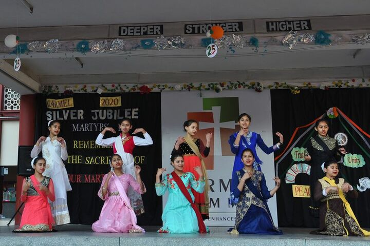 Carmel Convent School-Dance