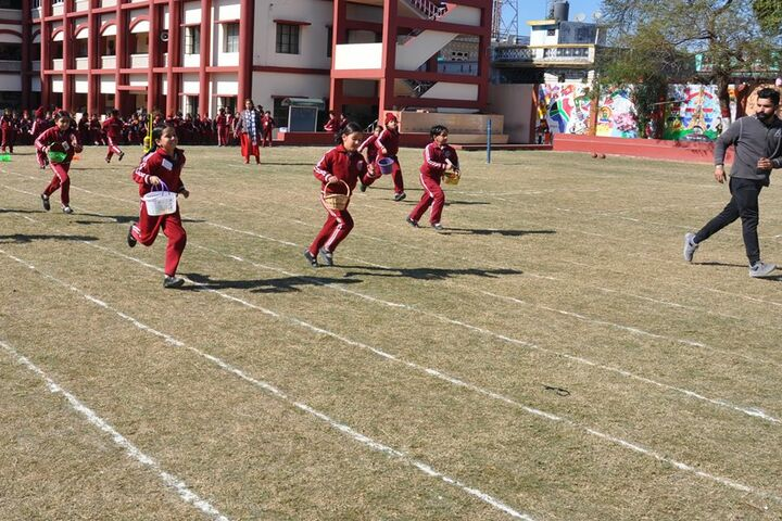 Carmel Convent School-Sports Day