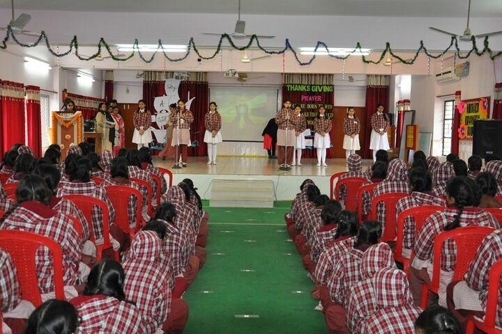 Carmel Convent School-Student Speech
