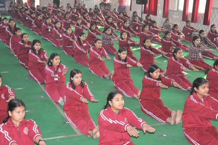 Carmel Convent School-Yoga