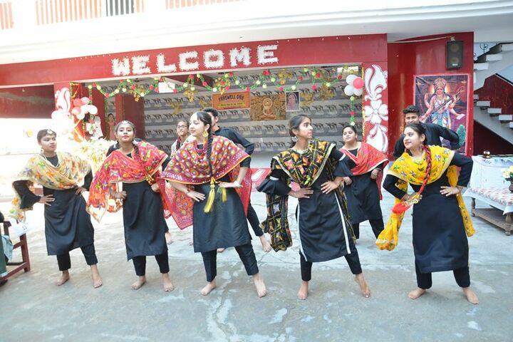 Dewan Devi Higher Secondary and Playway School-Dance