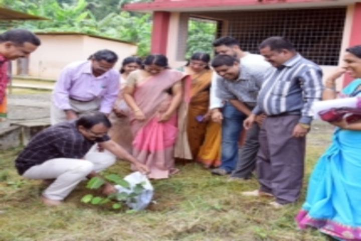 Mannam Memmorial Residential Higher Secondary School-Plantation