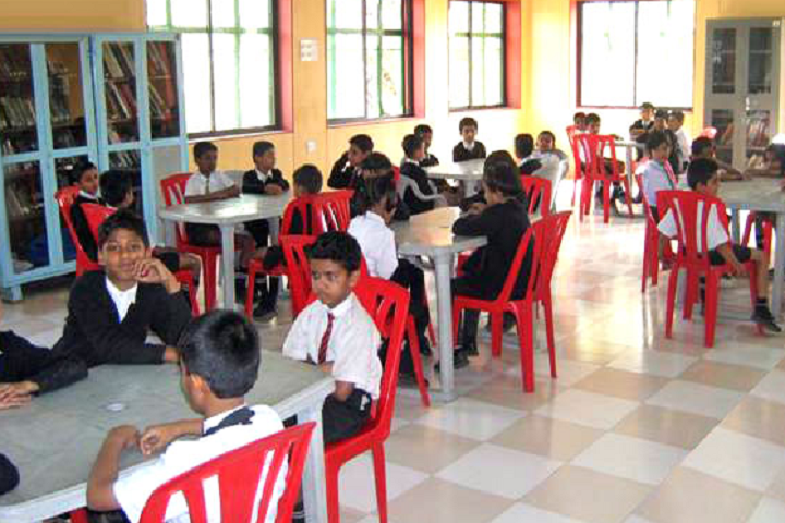 Boys Town School and  Junior College-Library