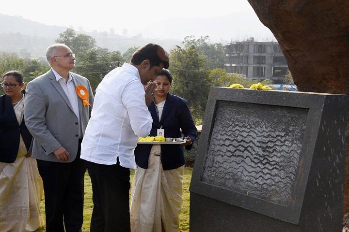 Rani Laxmibai Mulinchi Sainiki Shala-Inaugration