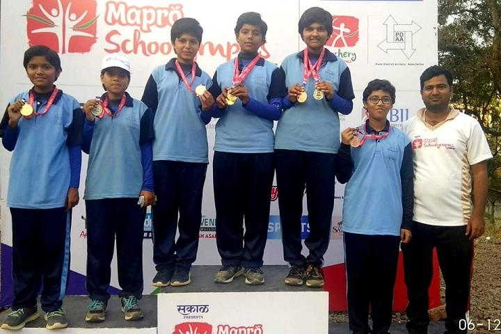 Rani Laxmibai Mulinchi Sainiki Shala-Sports
