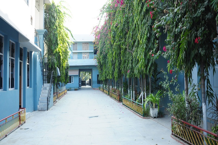 Sant Singh Sukha Singh Khalsa Senior Secondary School-Campus View
