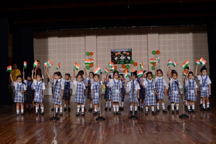 Sant Singh Sukha Singh Khalsa Senior Secondary School-Independence Day Celebration