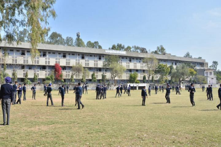 Sant Singh Sukha Singh Khalsa Senior Secondary School-Play ground