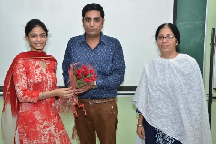 Sant Singh Sukha Singh Khalsa Senior Secondary School-Teachers Day Celebration