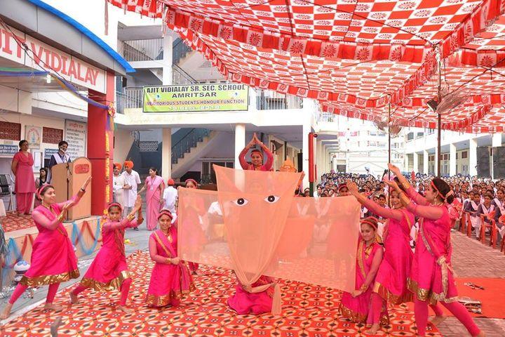 Ajit Vidialay-Annual Day