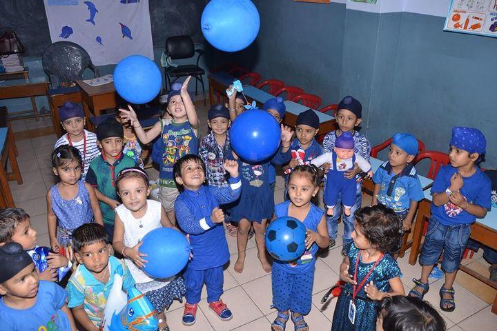 Ajit Vidialay-Blue Day