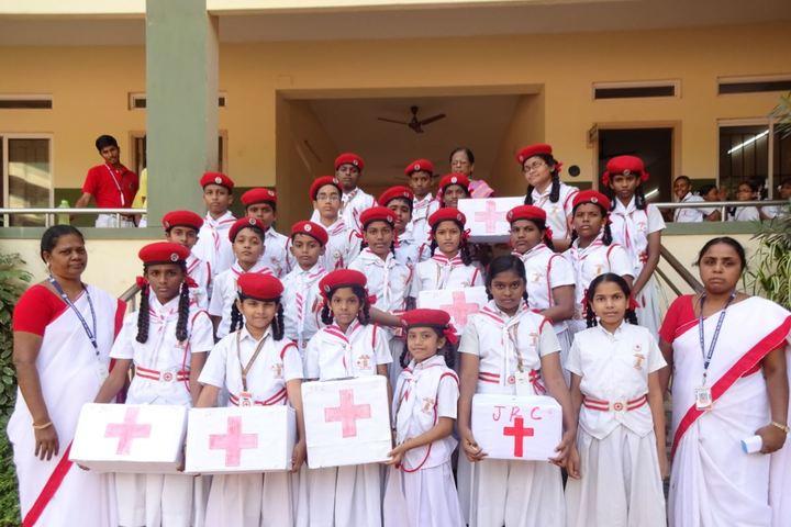 Sethu Bhaskara Matriculation Higher Secondary School-Awareness Programme