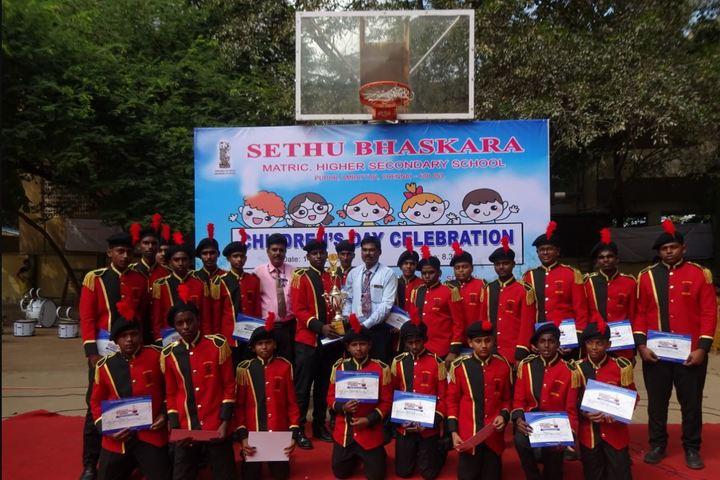 Sethu Bhaskara Matriculation Higher Secondary School-Childrens Day