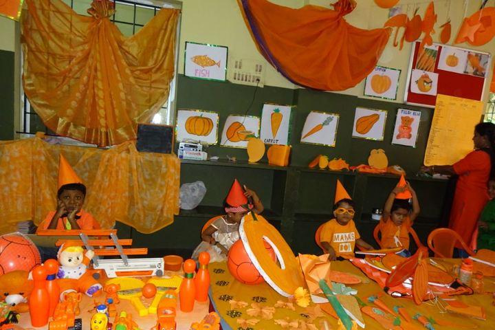 Sethu Bhaskara Matriculation Higher Secondary School-Kids Activity