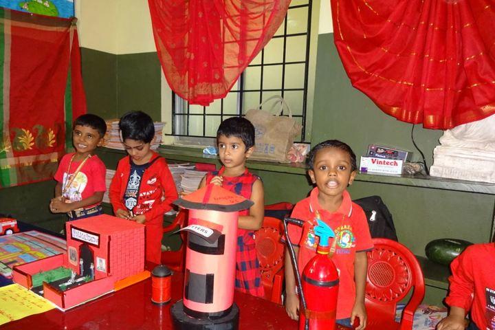 Sethu Bhaskara Matriculation Higher Secondary School-Kids Exhibition