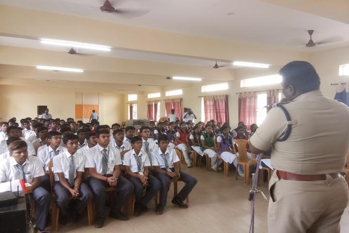 Sethu Bhaskara Matriculation Higher Secondary School-Workshop