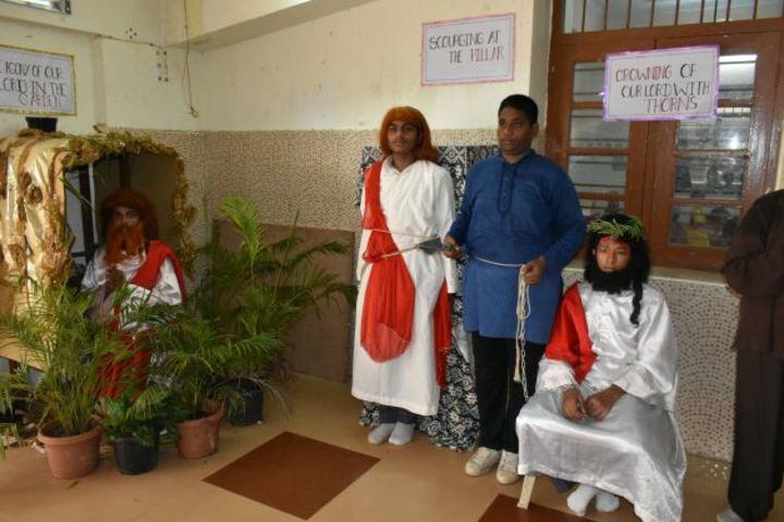Don Bosco Matriculation Higher Secondary School-Christmas