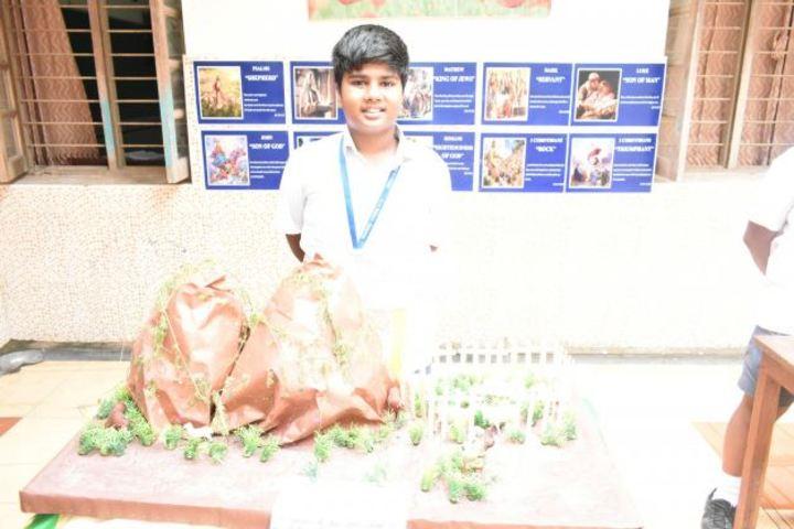 Don Bosco Matriculation Higher Secondary School-Exhibition
