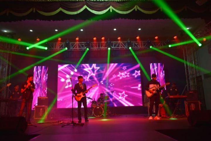 Don Bosco Matriculation Higher Secondary School-Music