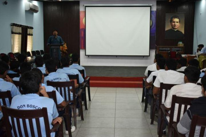 Don Bosco Matriculation Higher Secondary School-Seminar