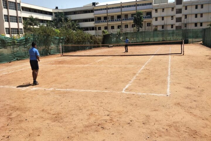 SBOA Matriculation Higher Secondary School-Sports