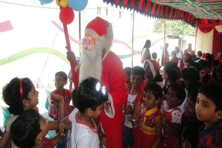 Rathinam International Public School-Christmas