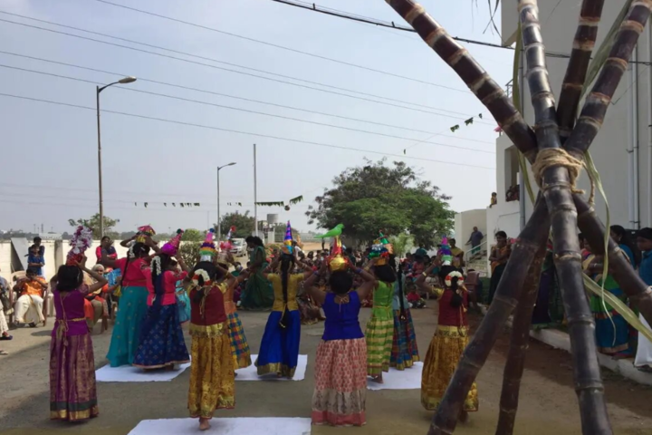 Rathinam International Public School-Festival Celebrations