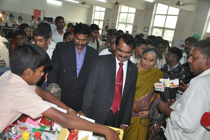 Rathinam International Public School-Science Fair
