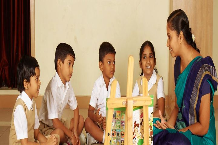 SRV Public School-Activity Day
