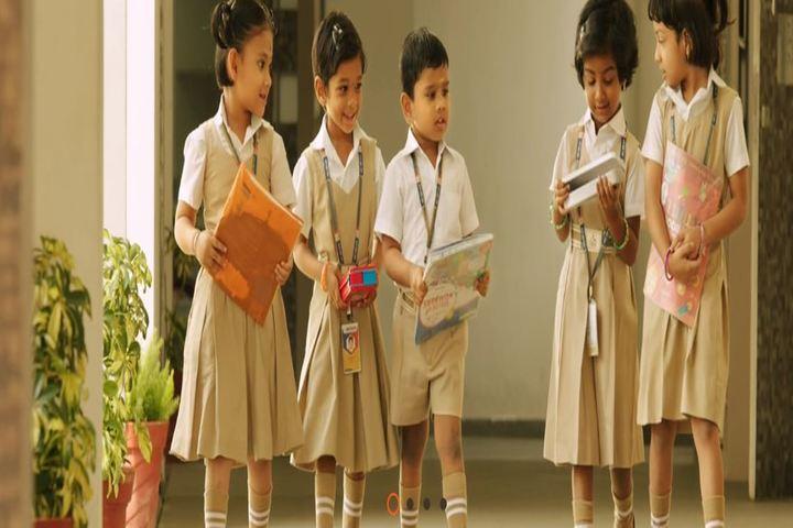 SRV Public School-Primary Kids