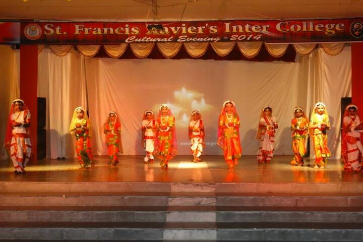 St Francis Xaviers Inter College-Classical Dance