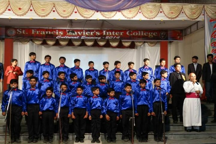 St Francis Xaviers Inter College-Event