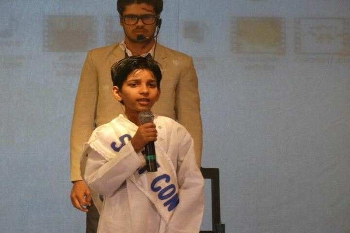 St Francis Xaviers Inter College-Speech