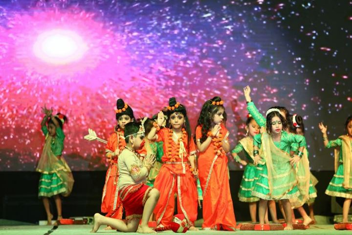 The Manthan School-Activity