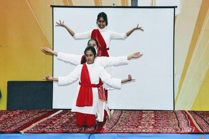 The Manthan School-Dance