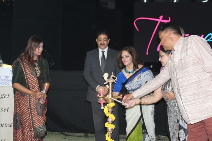 The Manthan School-Inauguration