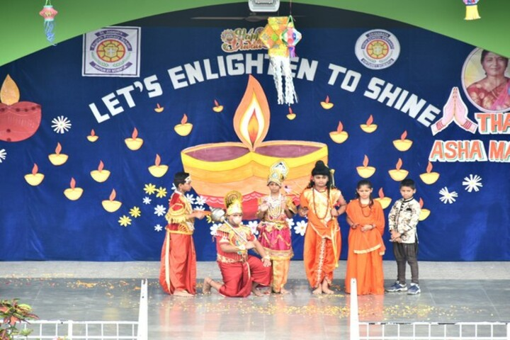 Dnyanmata High School-Diwali Celebrations