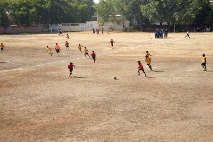 Dnyanmata High School-Inter House Sports Competitions