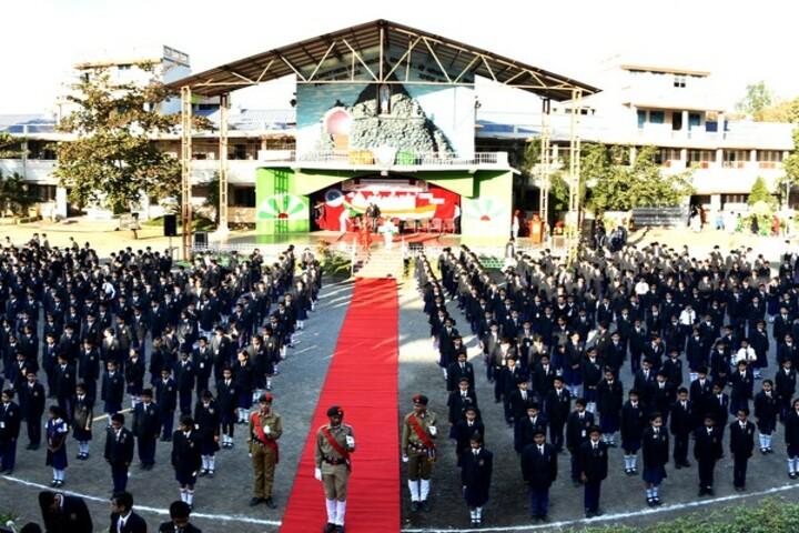 Dnyanmata High School-Special Assembly