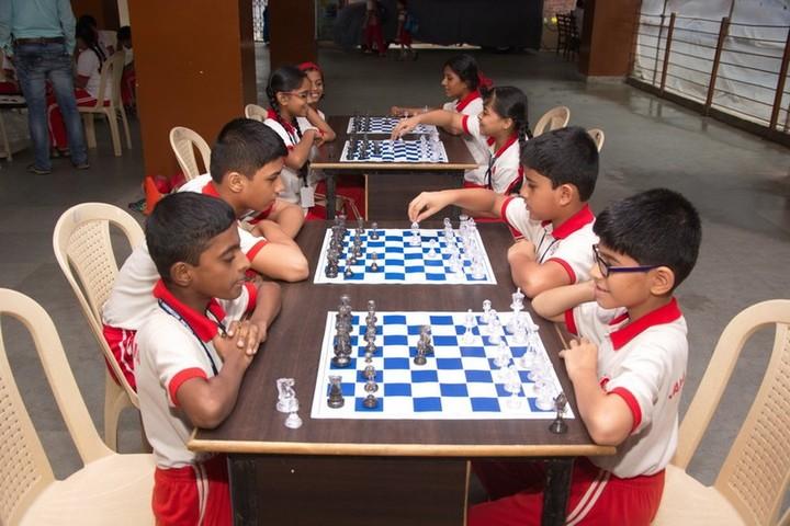 Jana Gana Mana English Secondary School-Chess