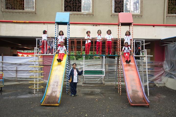 Jana Gana Mana English Secondary School-Play Ground
