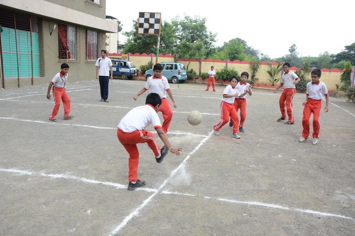 Jana Gana Mana English Secondary School-Sports